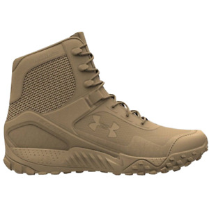 Womens UA Valsetz RTS 1.5 Boots - Coyote Brown - 9.5