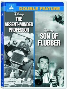 THE ABSENT MINDED PROFESSOR SON FLUBBER New DVD $14.06