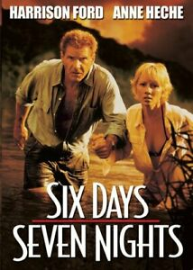 SIX DAYS SEVEN NIGHTS New Sealed DVD Harrison Ford $8.97