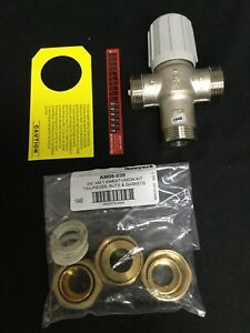 "Honeywell AM101-US-1 Thermostatic Mixing Valve 34"" SWT"