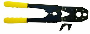 Apollo PEX 69PTKH0014SS 12-inch & 34-inch Combo Stainless Steel Crimping Tool