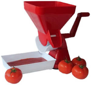 Tomato Food Strainer and Sauce Maker- Juicer Food Mill for Easy Purees- No or