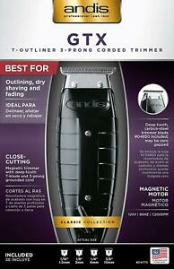 Andis Professional GTX T Outliner Beard Hair Trimmer Black $89.98