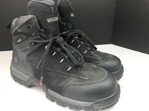 Wolverine Carbon Max Gor-Tex Comp-toe Waterproof  Work Safety Boots Men's 9EW