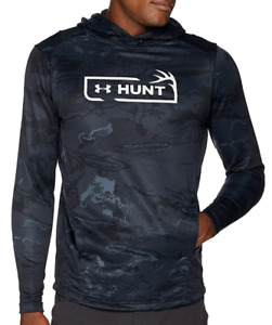NWT Under Armour Men's Camo Tech Terry Hoodie Size M $29.99