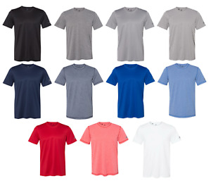 Adidas Sport T Shirt Moisture Wicking UPF 50 Protection Athletic Tee T $23.95