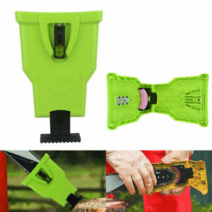 Woodworking Chainsaw Teeth Sharpener Self Sharpening Grinding Chain Saw Tool