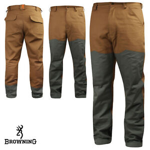 Browning Canvas Upland Pants 36x32 Field Tan