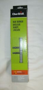 Char-Broil Universal Bar Burner Grill Replacement Part # 8376  BRAND NEW