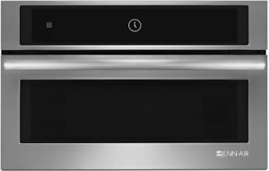 JennAir JMC2430DS Euro-Style Series 30 Inch Built-In Microwave Oven Stainless