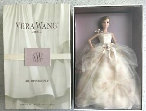 Vera Wang™ Bride THE TRADITIONALIST Barbie® Doll Gold Label ONLY 2500_R4537_NRFB