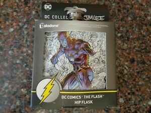 DC Collection Jim Lee The Flash Hip Flask 5055964728922 Brand New