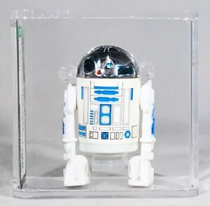 R2-D2 - 1977 Kenner Star Wars - TW - AFA Grade U85 NM+