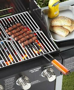 BBQ Grill Accessories - Hot Dog Grill Basket