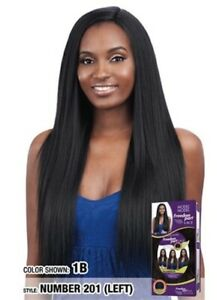 MODEL MODEL FREEDOM PART 201 MIDDLE PART LACE FRONT WIG BLEND HAIR EXTRA LONG. $24.99