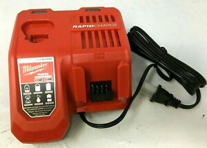 Milwaukee 48 59 1808 M18 amp; M12 Rapid Charger MD041