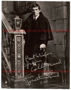 JONATHAN FRID SIGNED AUTOGRAPH 8x10 RP PHOTO BARNABAS COLLINS DARK SHADOWS $18.99