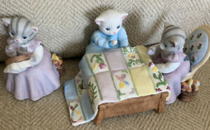 Kitty Cucumber The Quilting Bee Misic Box Lot A Stitch In Time $75.00