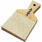 Chojiro: Shark Skin Ginger Garlic Wasabi Grater: Grinder:  Large NEW From JAPAN