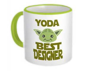 Yoda Best Designer Ever : Gift Mug You Are Family Christmas