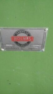 Holmes 201 XL Hammer mill last used for spices