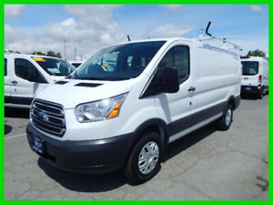 2018 Ford Transit Cargo 250 Used 2018 Ford Transit 250 Cargo Van - LOW ROOF 130