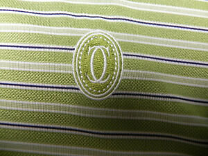 Mint Under Armour Golf Shirt From, The Country Club, Cleveland, OH., Sz L $16.00