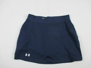 Under Armour Shorts Womens Navy Skirt New Multiple Sizes $22.49