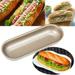 Bread Mold Carbon Steel Oval Loaf Pan Pastry Nonstick Home Made Baking Homemade