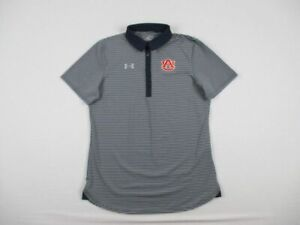 Auburn Tigers Under Armour Polo Shirt Womens New Multiple Sizes $18.00