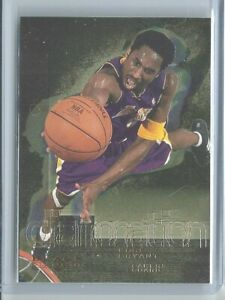 2001 Upper Deck Black Diamond Kobe Bryant card #D1 Lakers