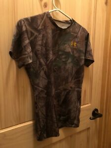 Under Armour camo shirt size small $16.29