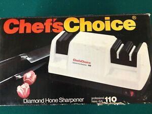 Chefs Choice Diamond Hone Professional 100 Sharpener