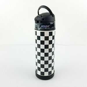 Thermos 16oz FUNtainer NEW Water Bottle Up To 12 Hours Cold Black