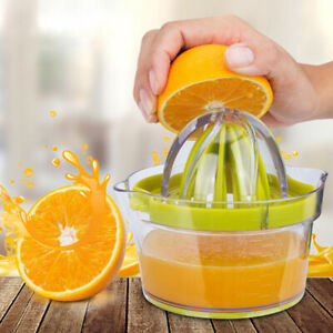 Juicer Squeezer Manual Hand Orange Lemon Press Fruit Citrus Kitchen Extractor