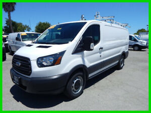 2015 Ford Transit Cargo 150 Used 2015 Ford Transit 250 Cargo Van - LOW ROOF 130