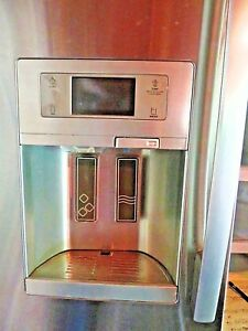 Whirlpool Outer Control panel Ice Dispenser Part Refrigerator G17FVCXWY PARTS
