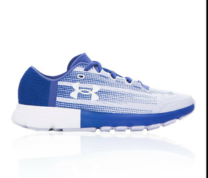 Under Armour Speedform Velociti Womens Running Shoes Trainers Sneakers Blue $49.99