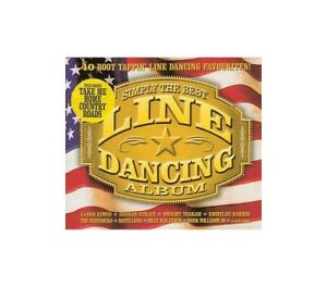 Various Artists Simply the Best Line Dancing Album Various Artists CD VGVG
