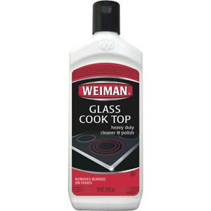 Weiman 10 Oz. Glass Cook Top Cleaner & Polish 38  - 1 Each