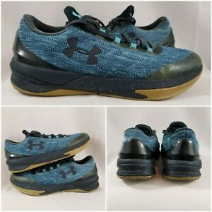Under Armour Charged Controller Mens Low Basketball Shoes 1286379 Size 9.5 $34.99