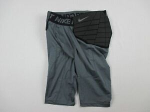 Nike Shorts Mens Gray Padded Compression New Multiple Sizes $11.65