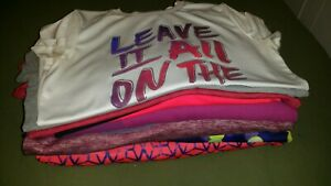 Girl's Huge LOT clothing Under Armour Youth Large BACK TO SCHOOL mixed seasons $68.00
