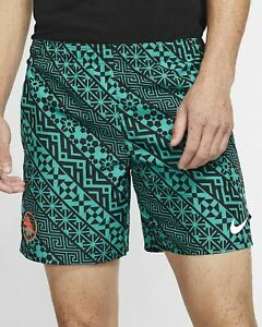 Nike Ekiden 7 Challenger Running Shorts Green Run Fitness CT5210 370 Men's XL $39.99