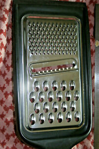 Cooking Concepts Large Flat Cheese Nut Herb Chocolate Grater Kitchen