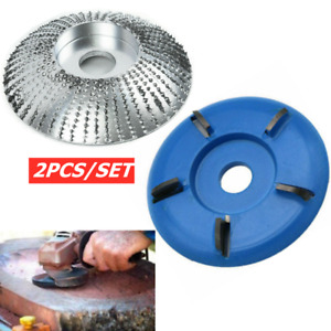Wood Sanding Carving Disc Tools Milling Cutter For Angle Grinder Grinding Wheel