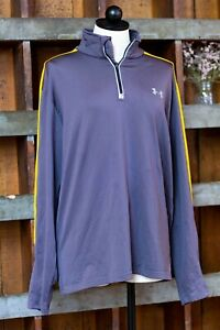 Under Armour Half Zip Pull Over MTW Clothing $20.00