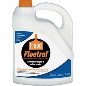 Flood Floetrol Latex Paint Conditioner 1 Gal. FLD6 01 1 Each
