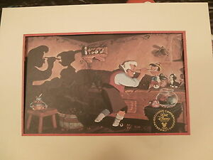 Walt Disney Masterpiece Pinocchio Commemorative Exclusive 1993 Lithograph NEW $0.99