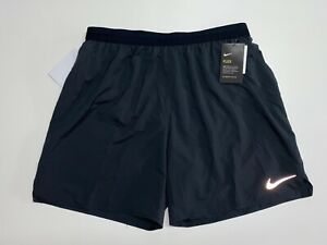 Nike 7 Flex Distance Shorts Black 892911 010 Men's Size XL $29.95